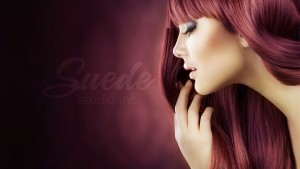 home background suede salon