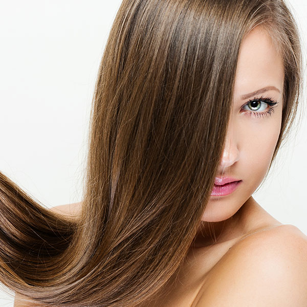 Brown hair color sacramento
