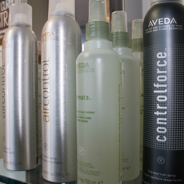 Aveda Products Scramento