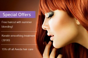 Special Offer Hair Salon